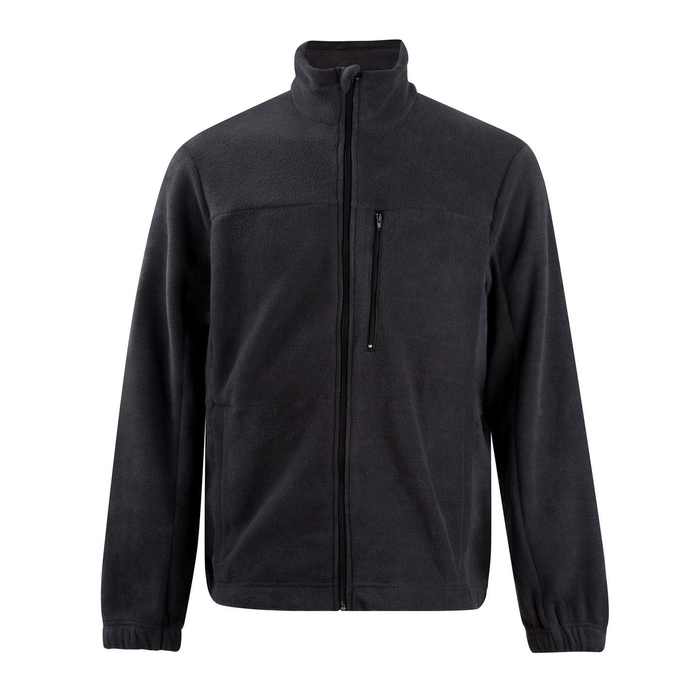 Donnay Full Zip Fleece Jacket Mens