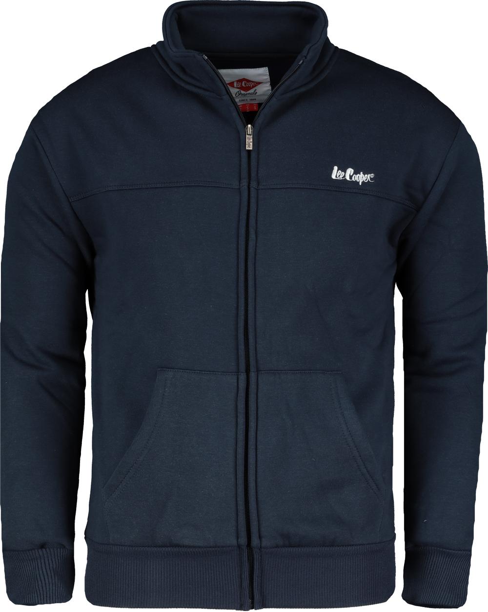 Pánska bunda Lee Cooper Full Zip Fleece