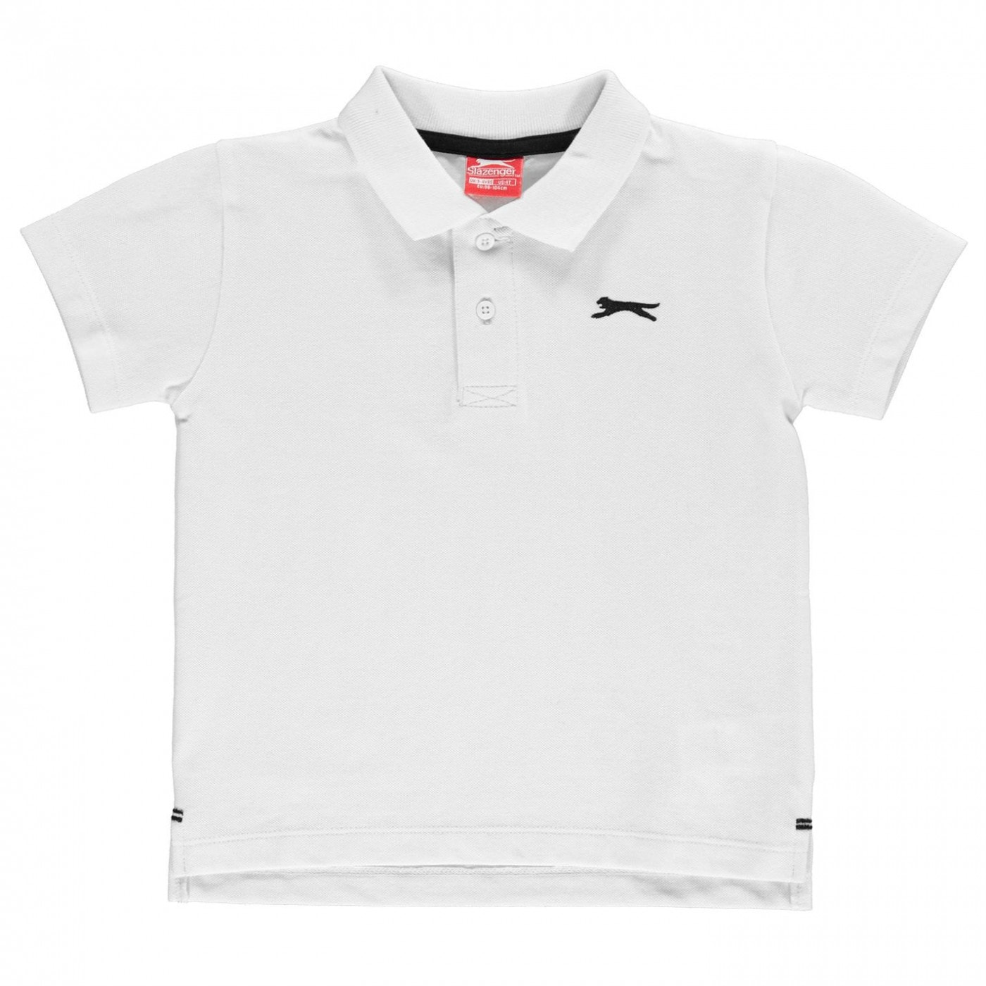 Slazenger Plain Polo Shirt Infant Boys