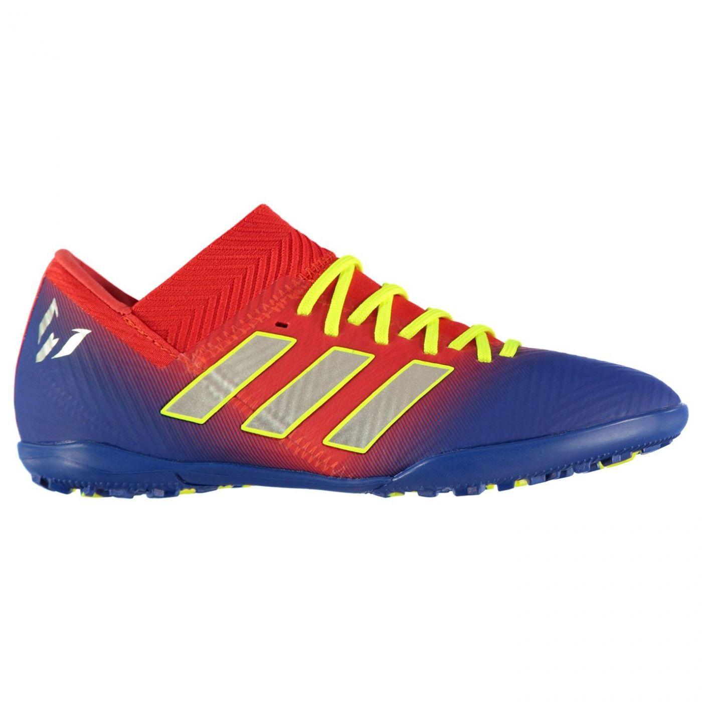 adidas nemeziz 18.3 junior astro turf trainers