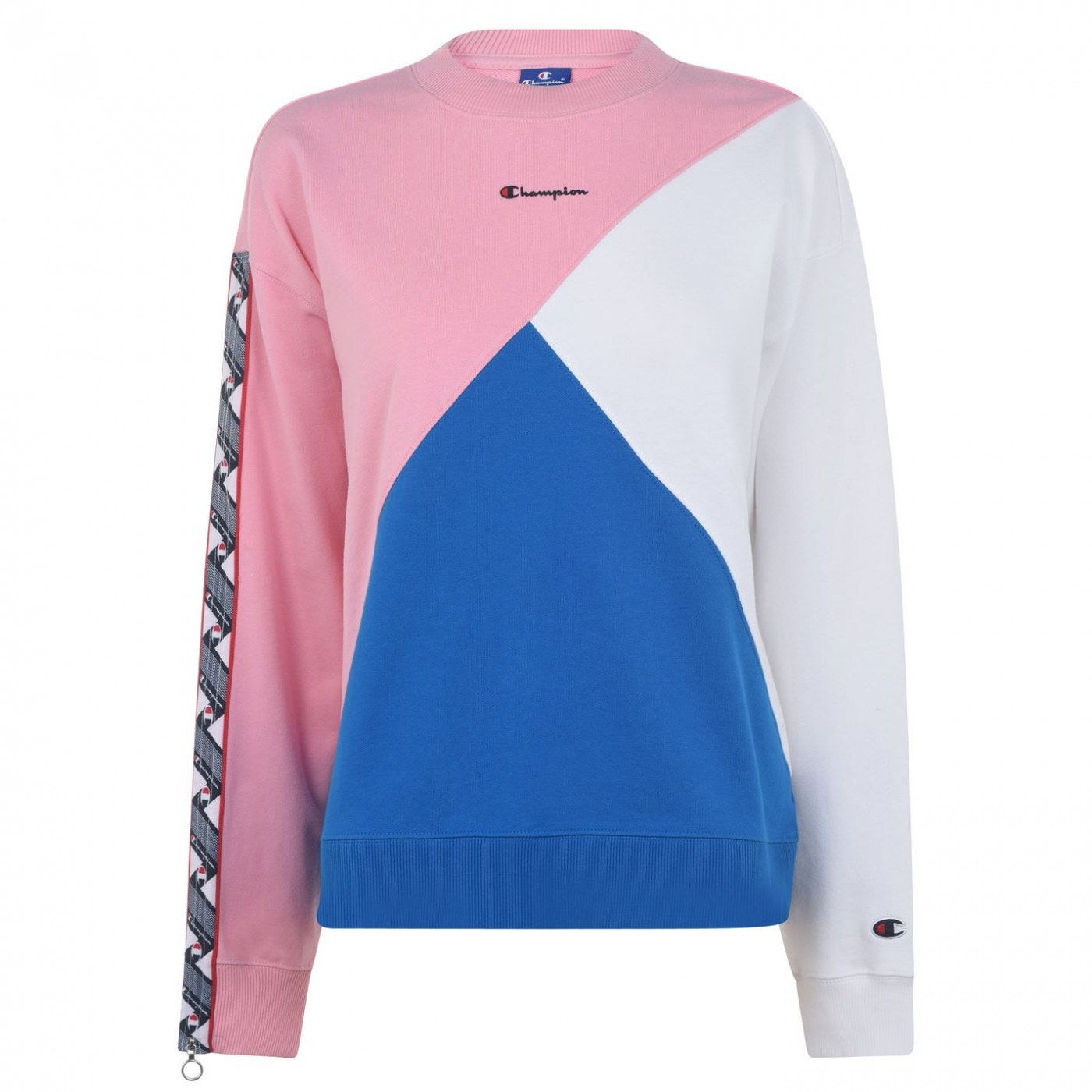 Champion Tape Sweatshirt