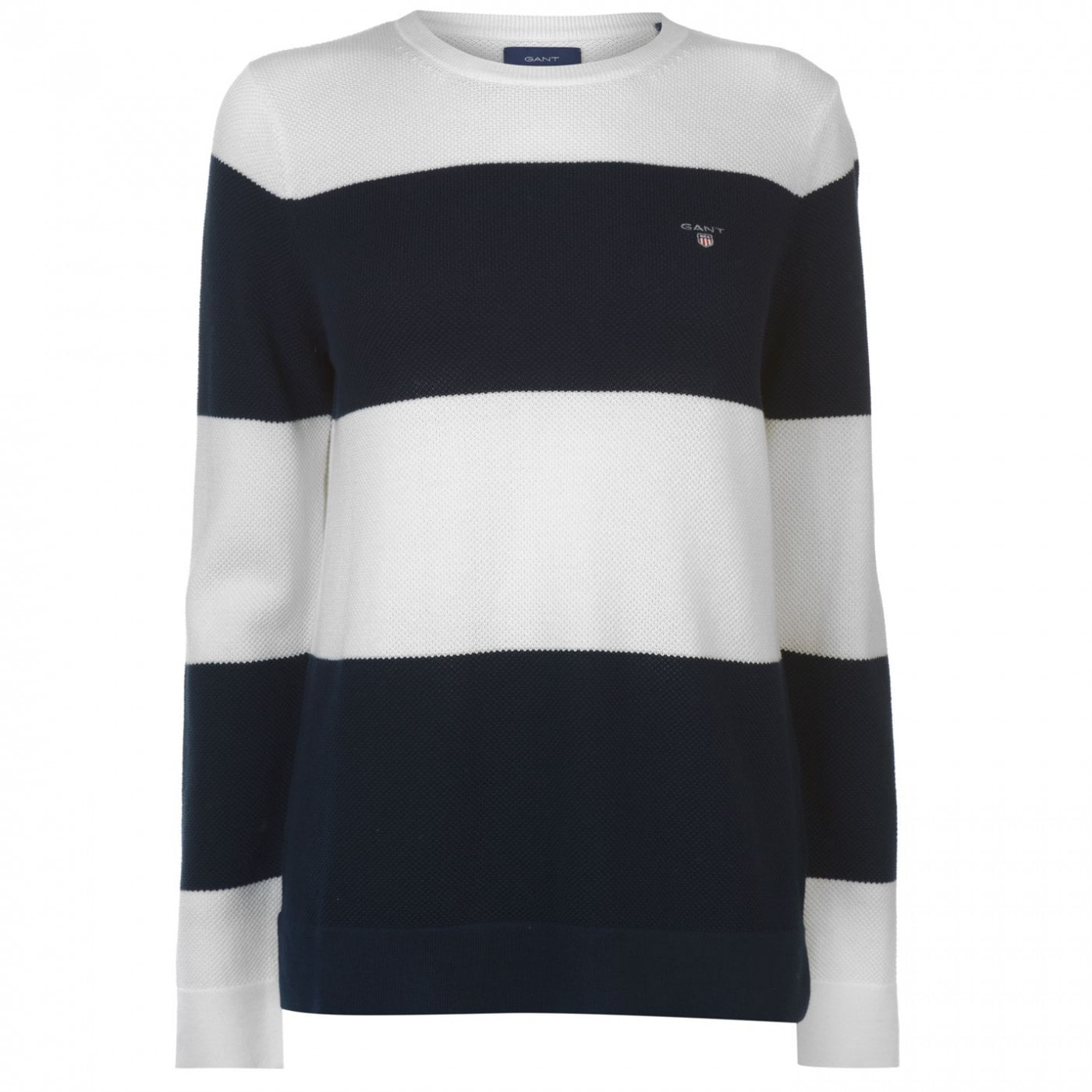 Gant Pique Striped Jumper Women