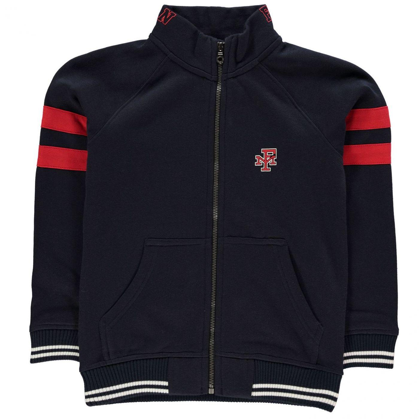 Franklin and Marshall Fun Zip Sweatshirt