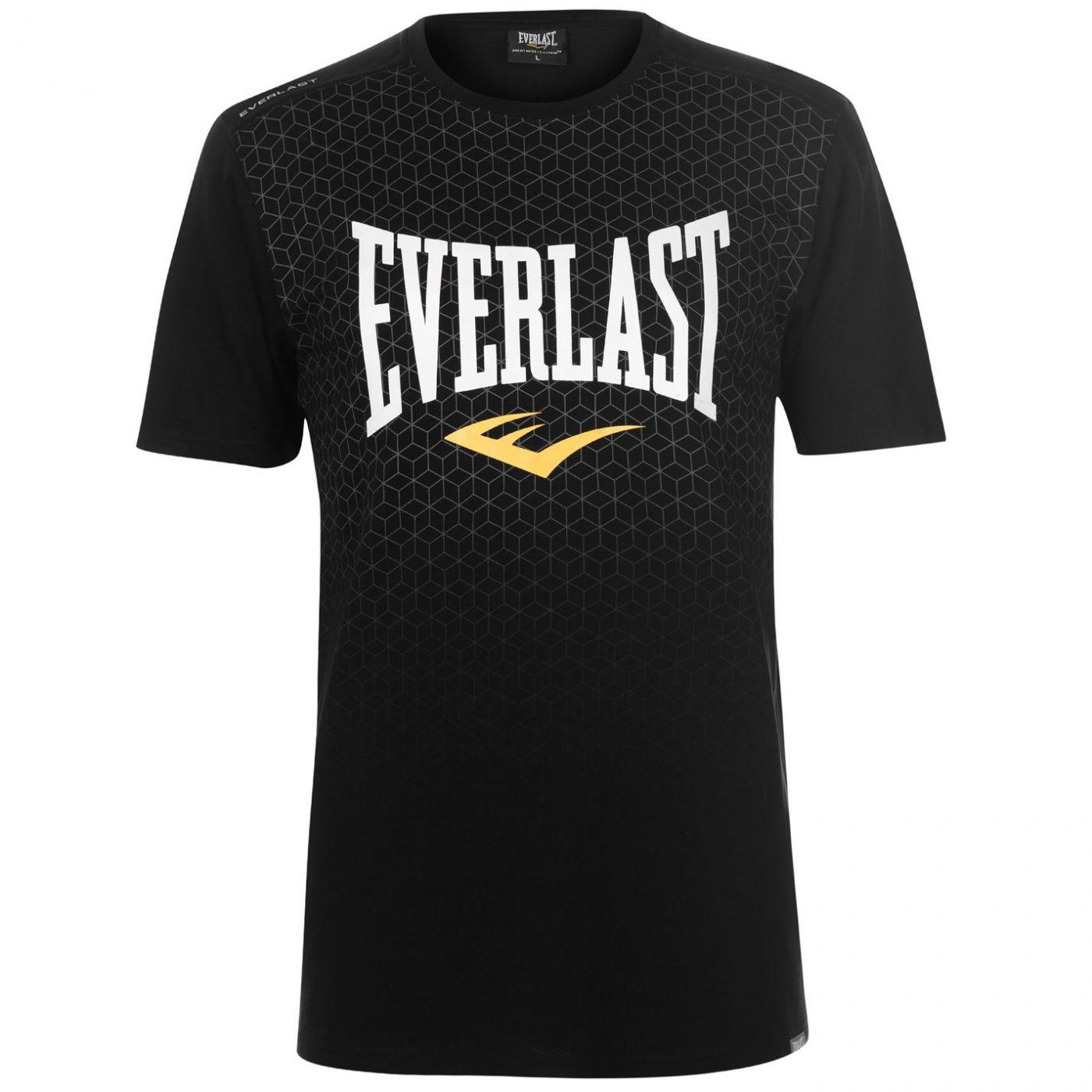 Everlast Geometric Print pánske tričko