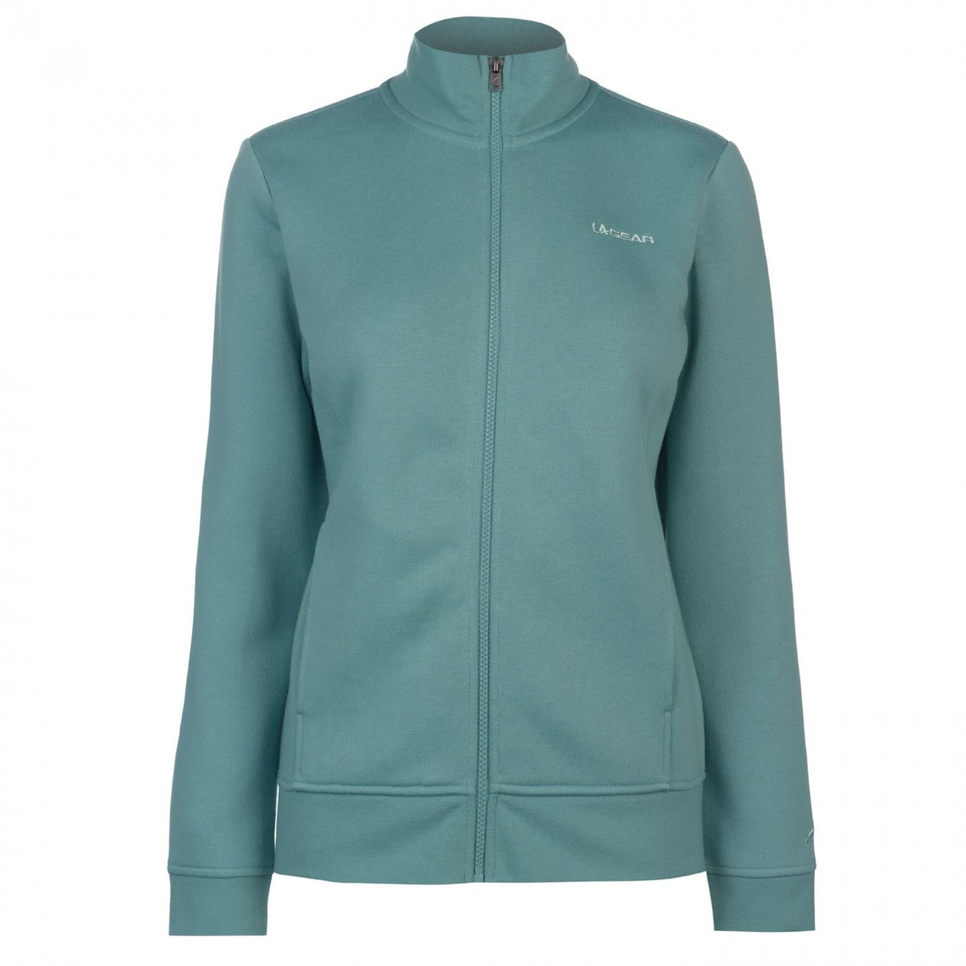 LA Gear Full Zip Fleece Ladies