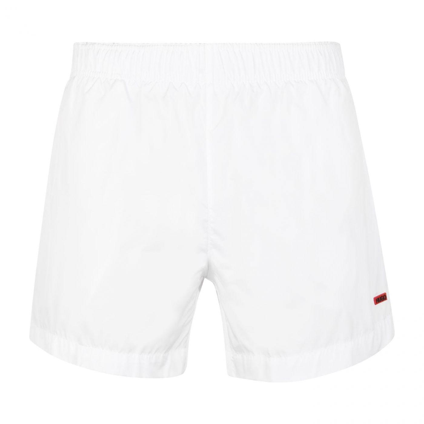 Hugo Logo Swim Shorts