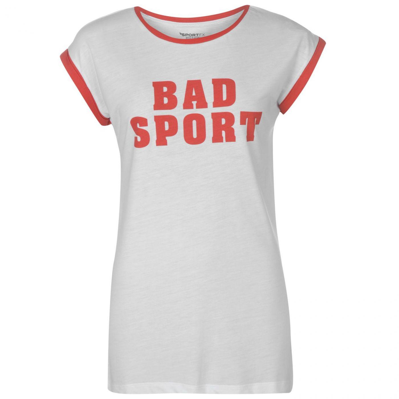 SportFX Edition Raglan T Shirt