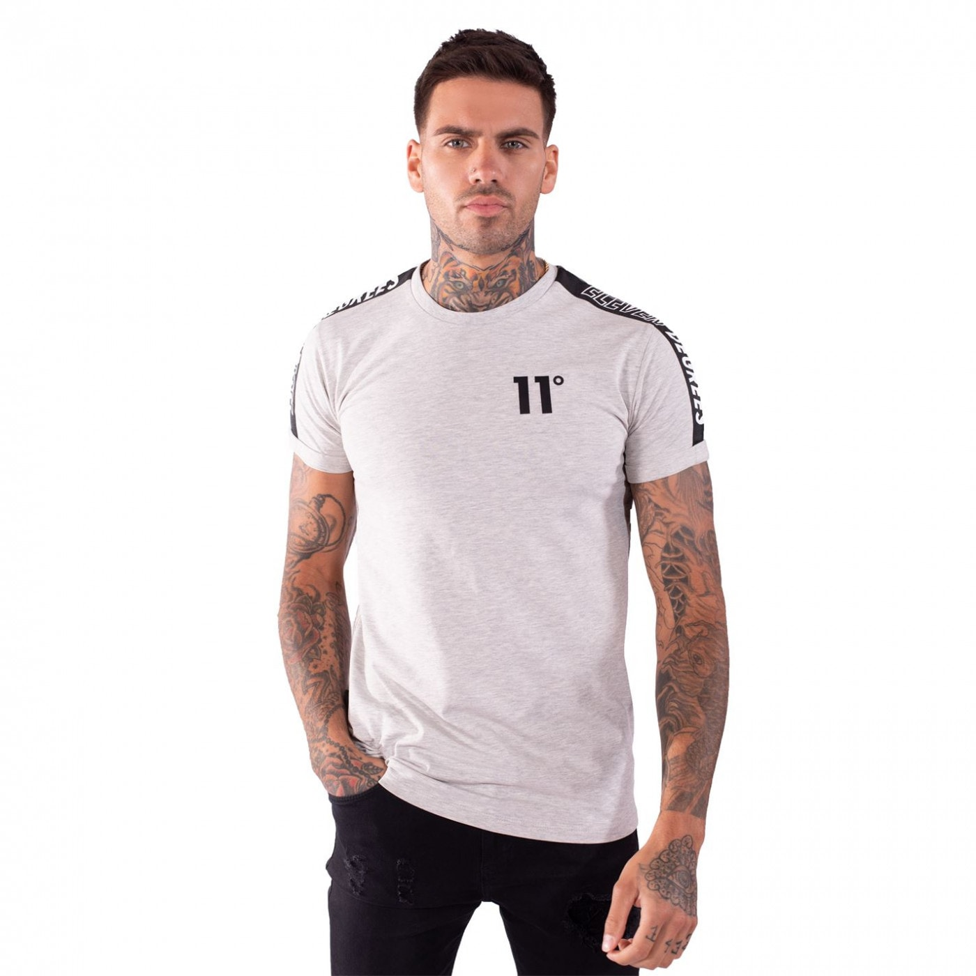 11 Degrees Taped Muscle T-Shirt