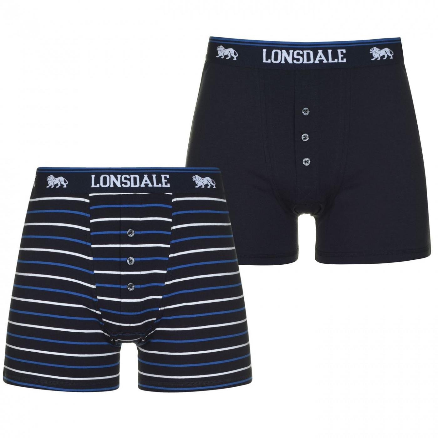 Men's boxers  Lonsdale 2 Pack