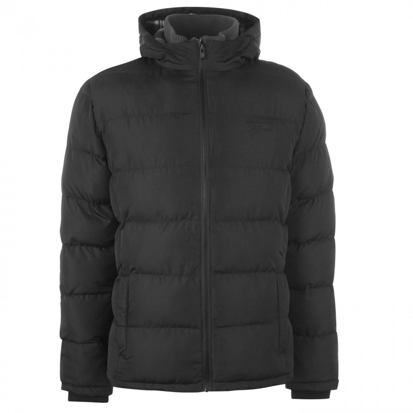 Men's jacket Lee Cooper 2 Zip Bubble
