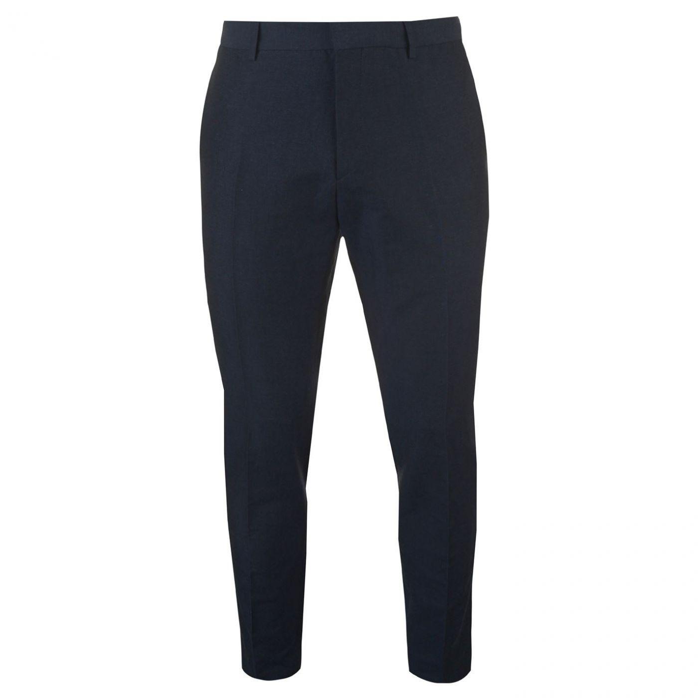 Calvin Klein Calvin Slim Line Suit Trousers