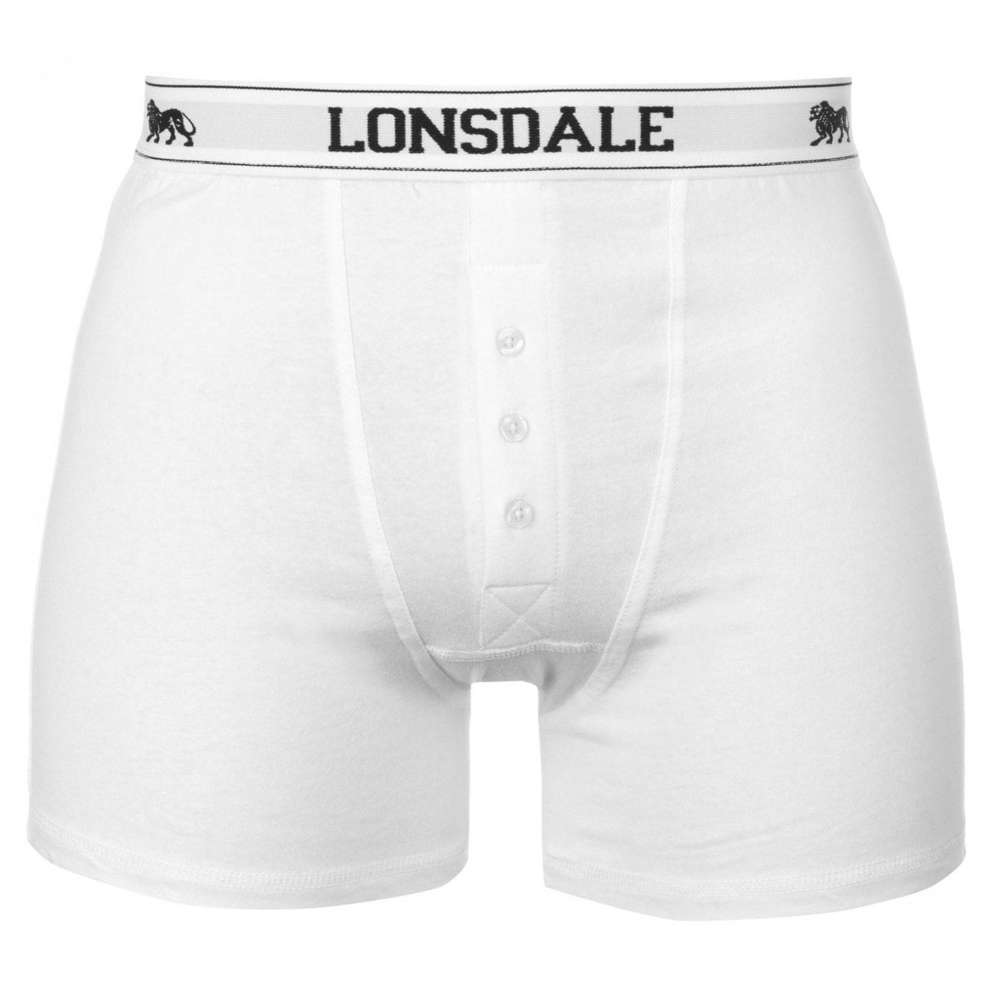 Férfi Boxeralsó Lonsdale 2 Pack