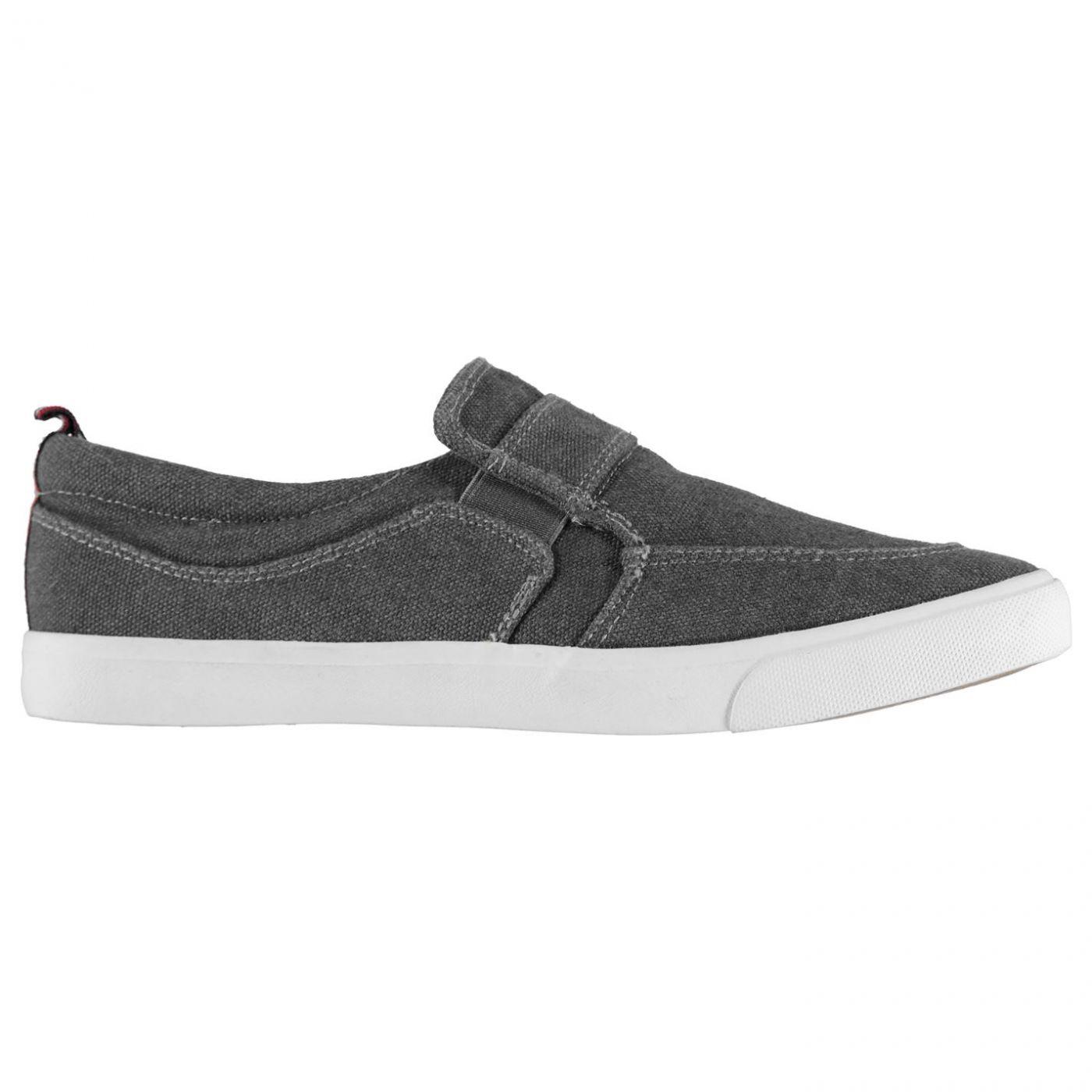 Lee Cooper Kenji Canvas Shoes Mens