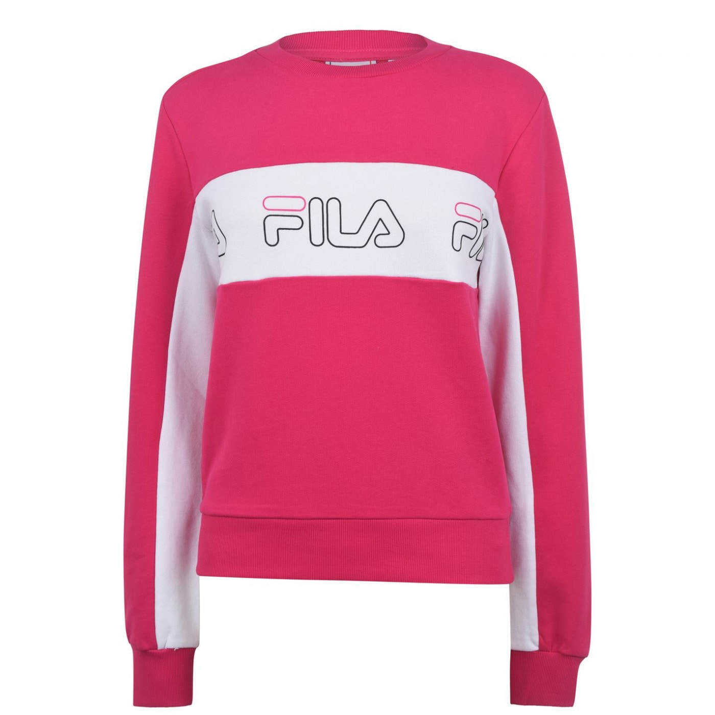 Fila Gemma Crew Sweatshirt Ladies