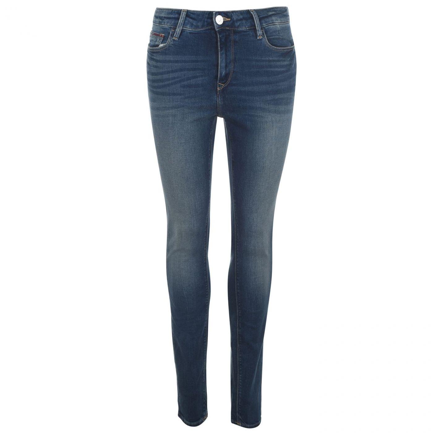 Tommy Jeans High Waist Santana Jeans