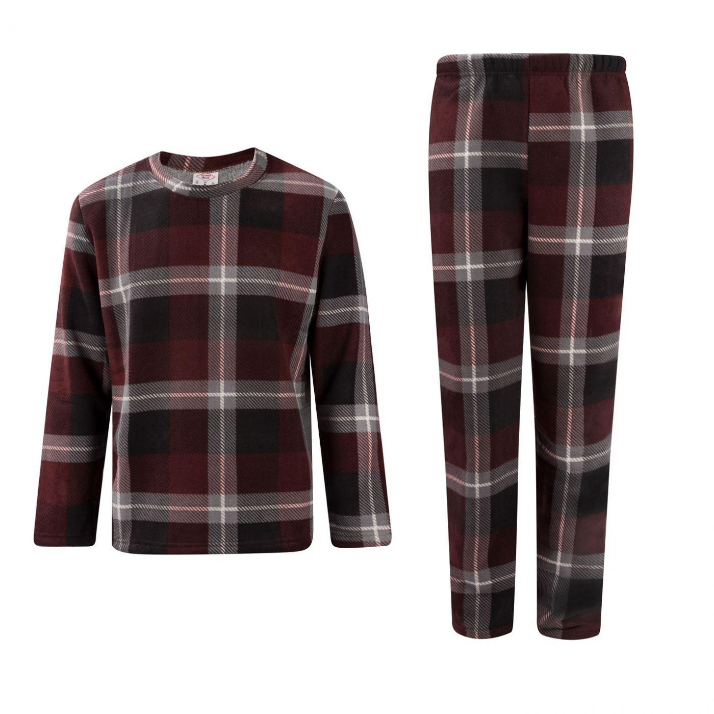 Lee Cooper Pyjama Set Mens