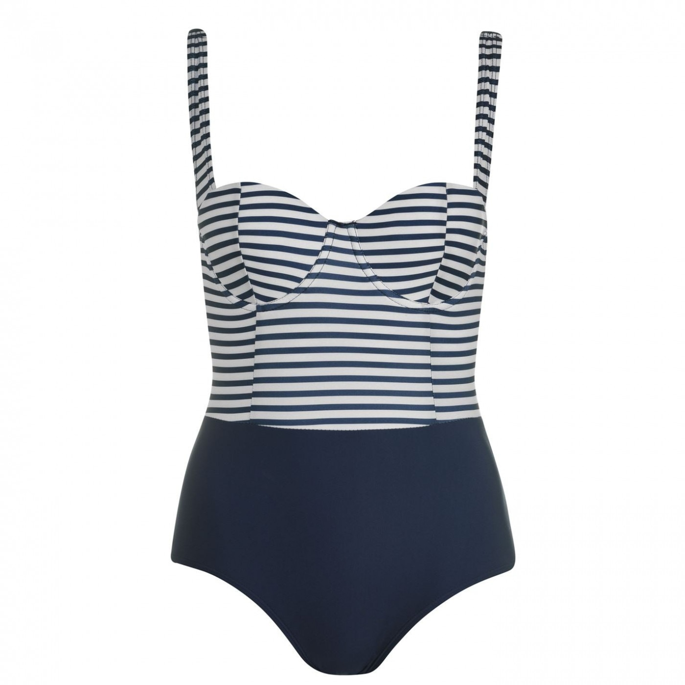 SoulCal Top Panel Swimsuit