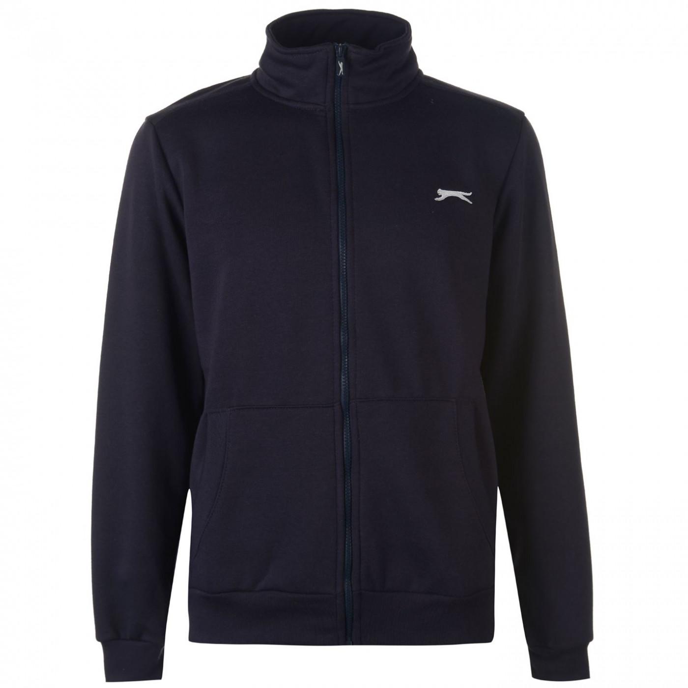 Men's sweatshirt Slazenger Zipped
