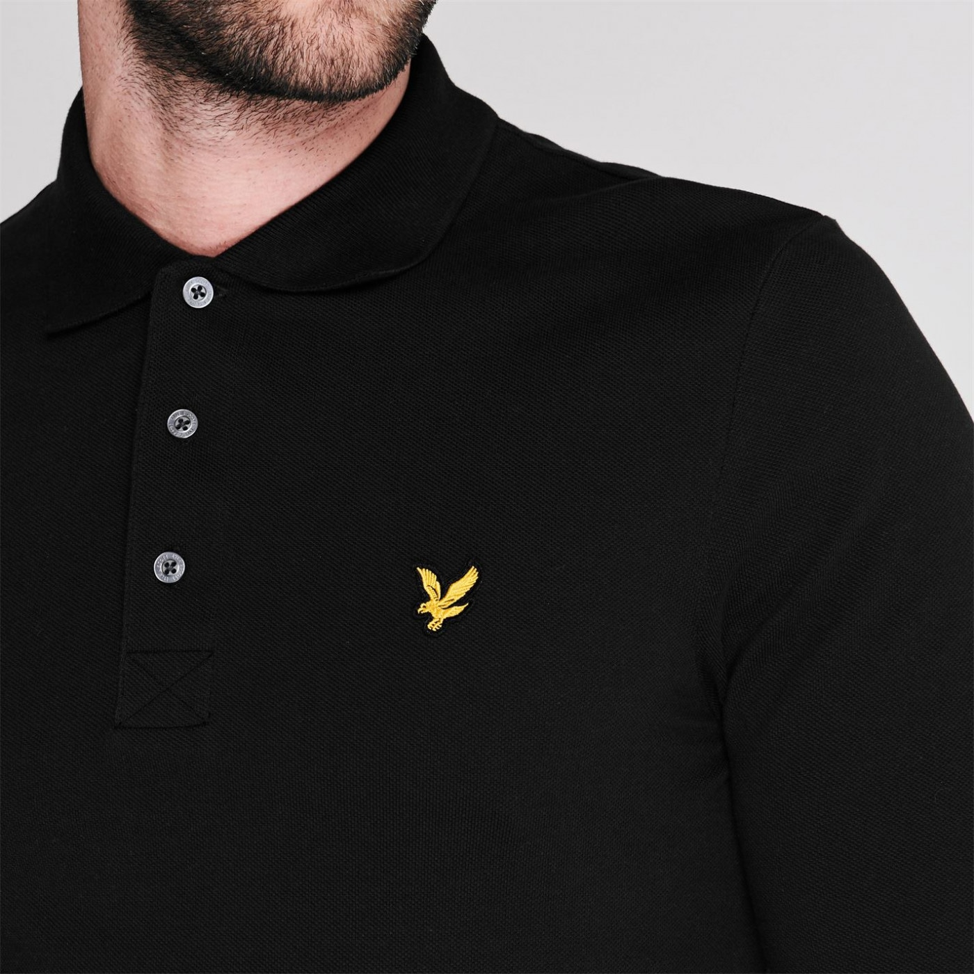 Lyle And Scott Sleeve Polo