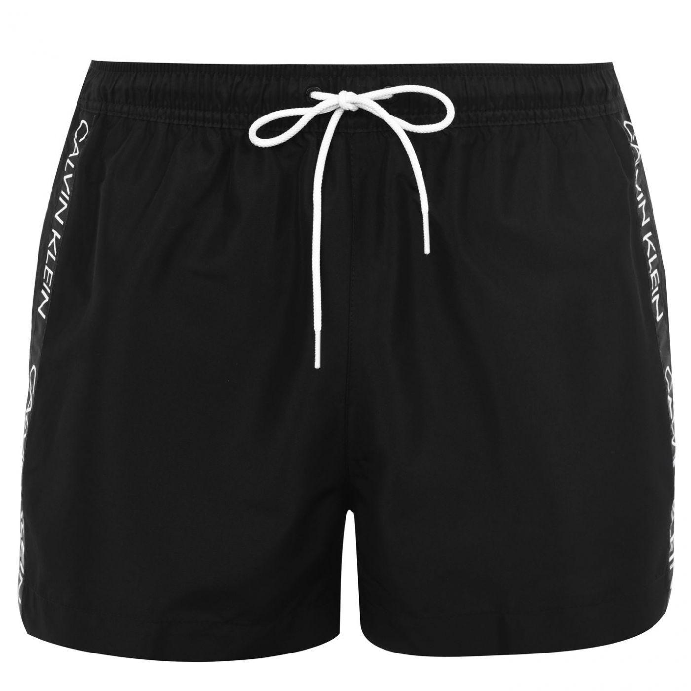 Calvin Klein Side Tape Swim Shorts