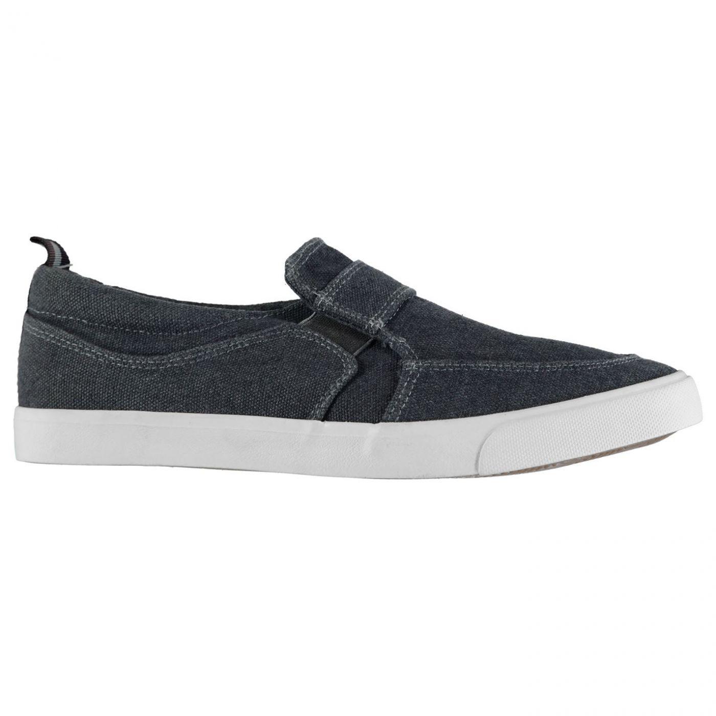 Lee Cooper Kenji pánske plátené topánky