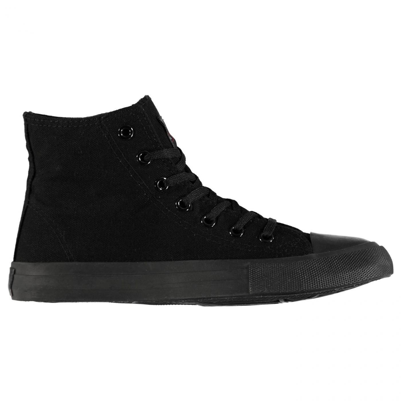 Lee Cooper C Cvs Hi Shoes Jnr98
