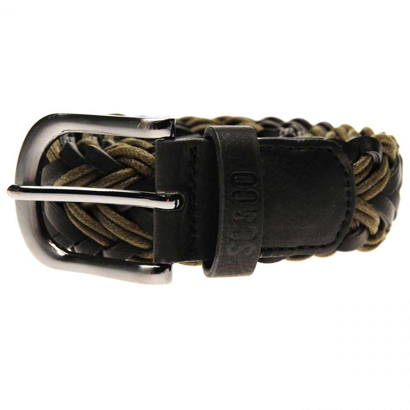 SoulCal Corded Belt Mens