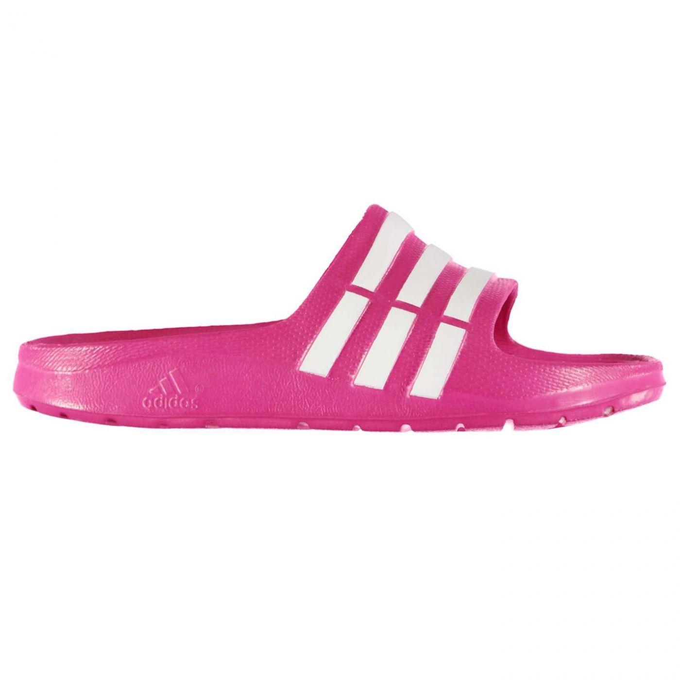 Adidas Duramo Childrens Slider Sandals