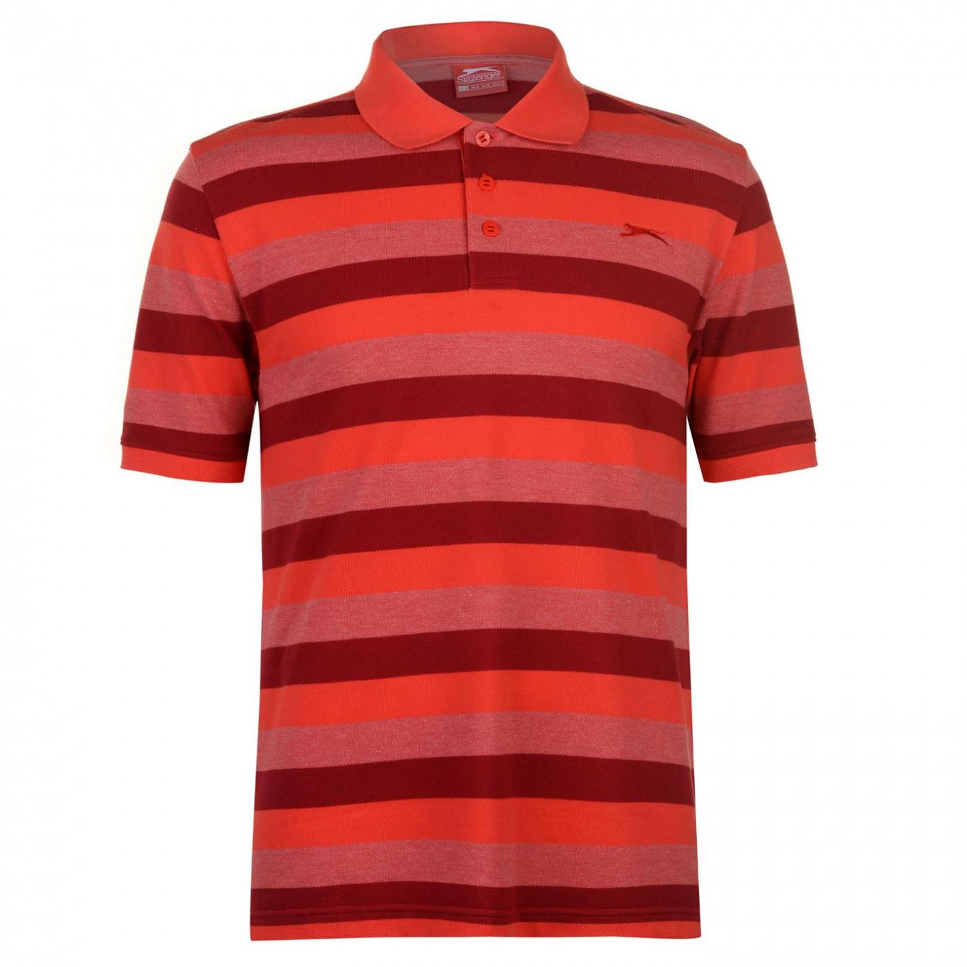Slazenger Pique Polo Shirt Mens