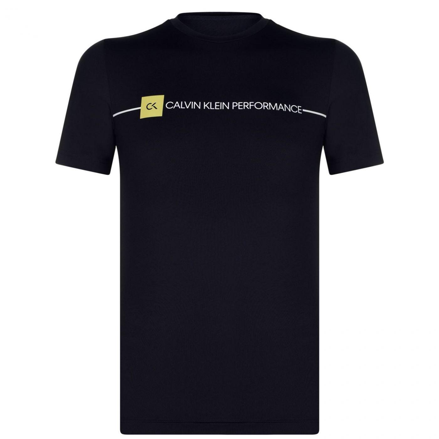 Calvin Klein Performance Short Sleeve T Shirt