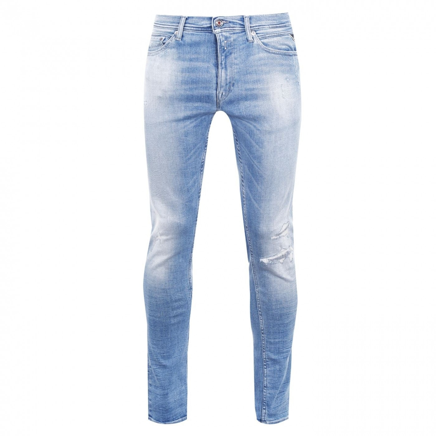 Replay Washed Skinny Jeans Mens