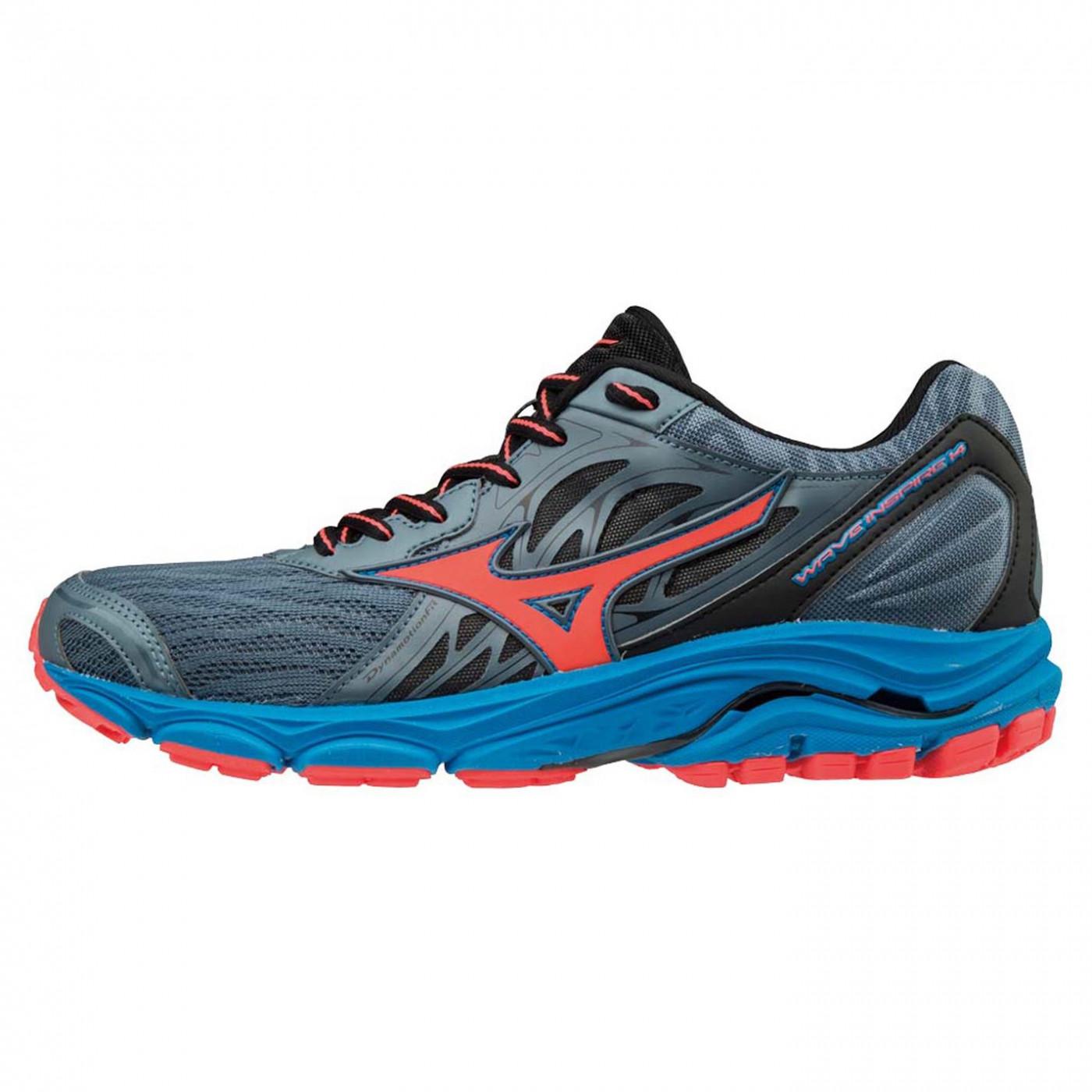 caefe75516 Mizuno Wave Inspire 14 Ladies Running Shoes - FACTCOOL