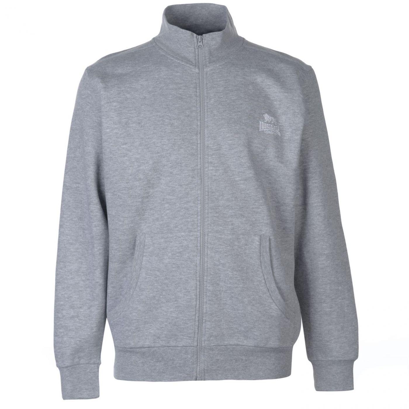 Lonsdale Full Zip Fleece Mens