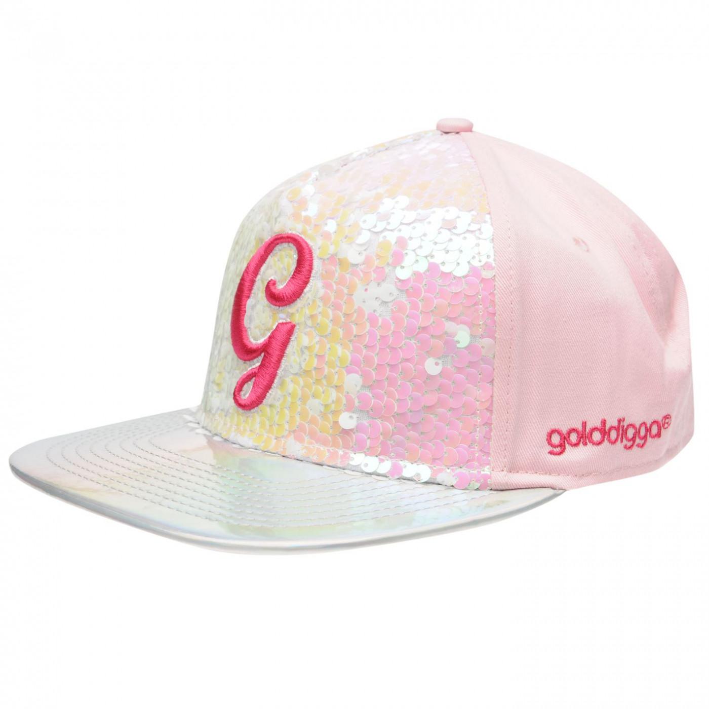 Golddigga Snapback Junior Girls