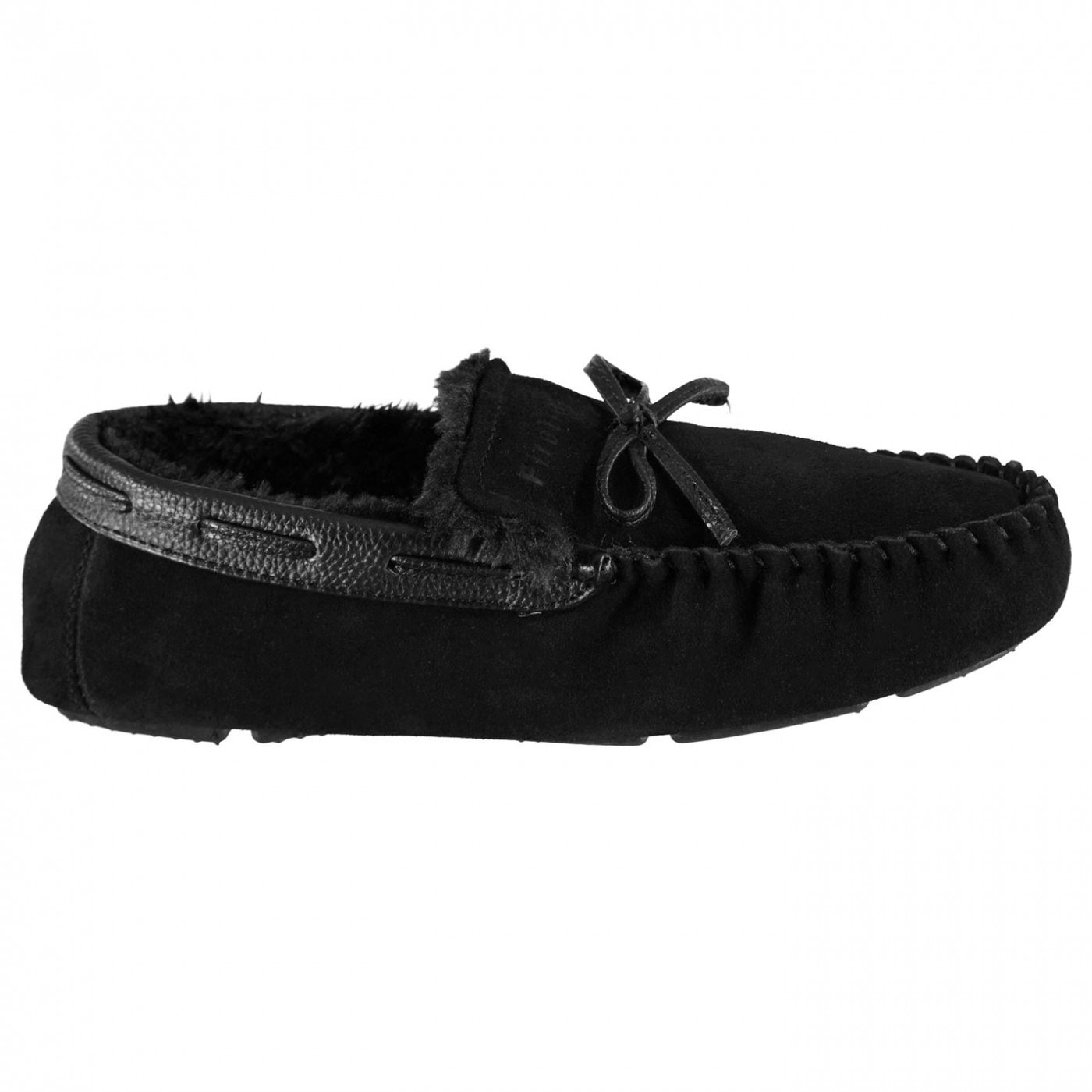 Firetrap Moccasin Slippers Mens