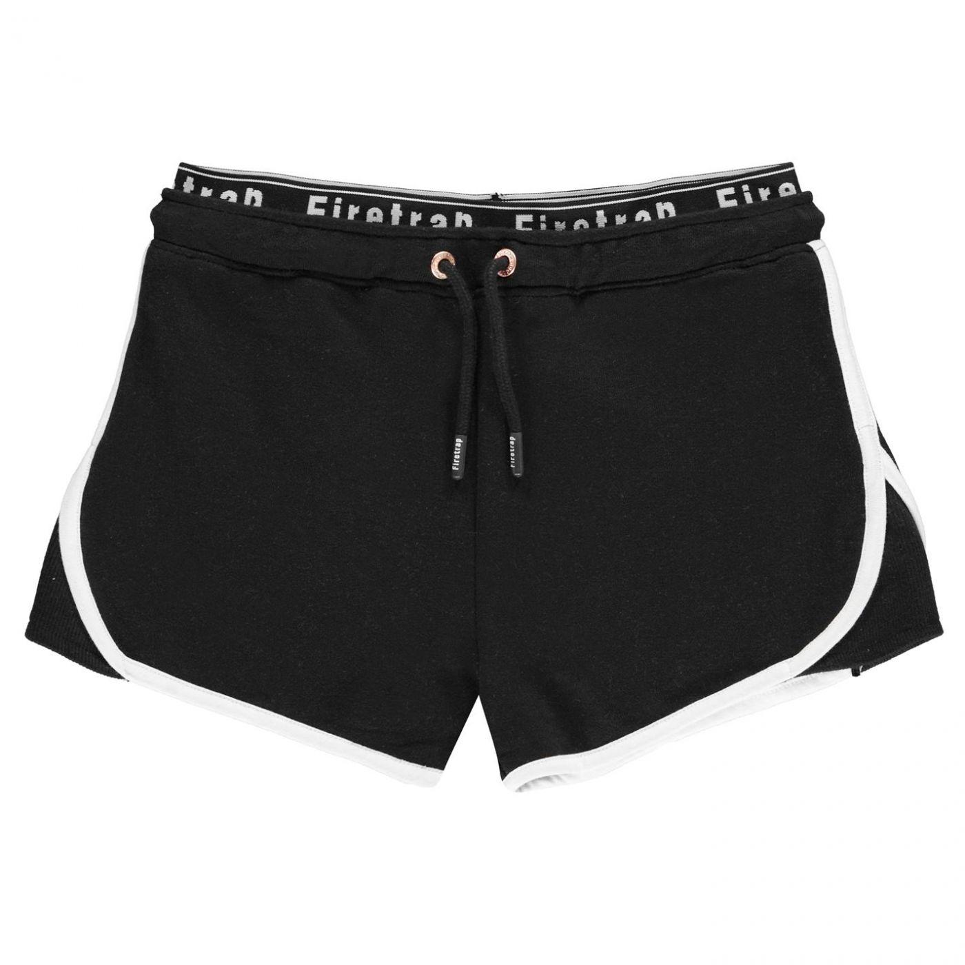 Firetrap Fleece Shorts Junior Girls