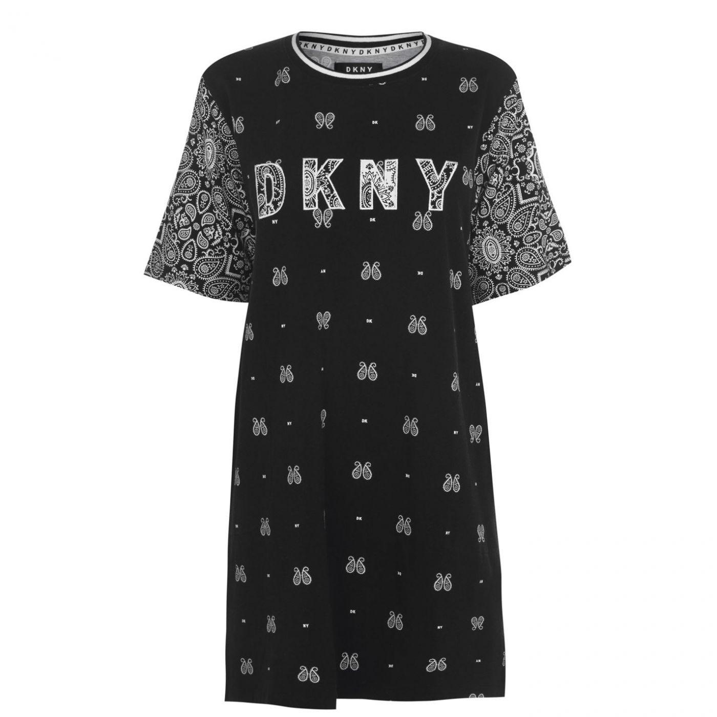 DKNY Bandanna Sleep Shirt