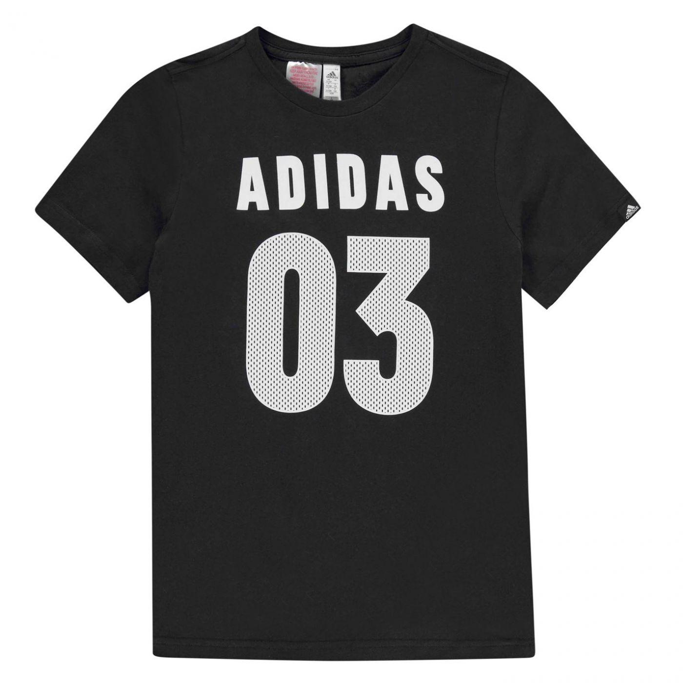 Adidas 03 T Shirt Junior