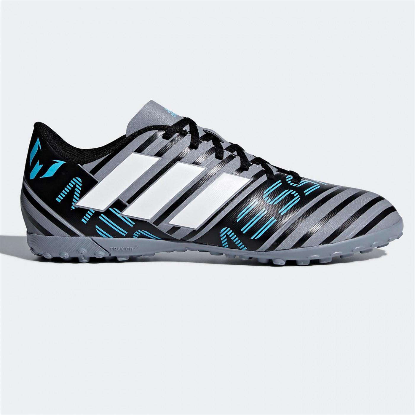 low price sale reasonably priced new lifestyle Adidas Nemeziz Messi Tango 17.4 Mens Astro Turf Trainers