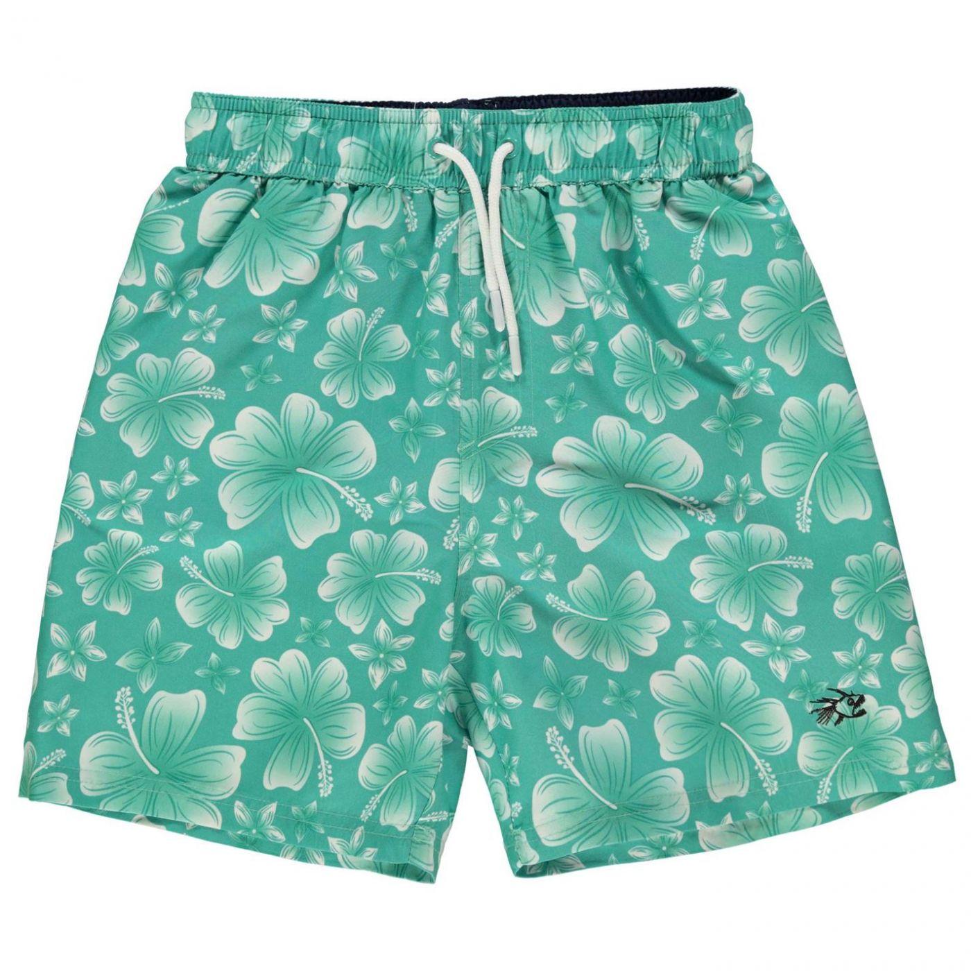 Hot Tuna Printed Shorts Junior Boys