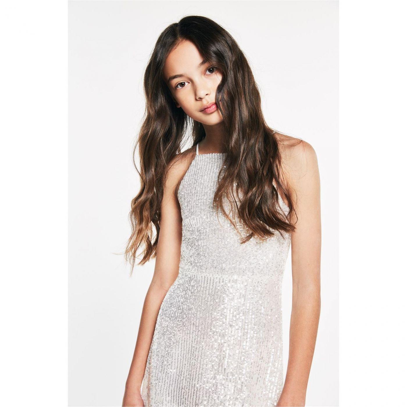 Bardot Sparkle Dress