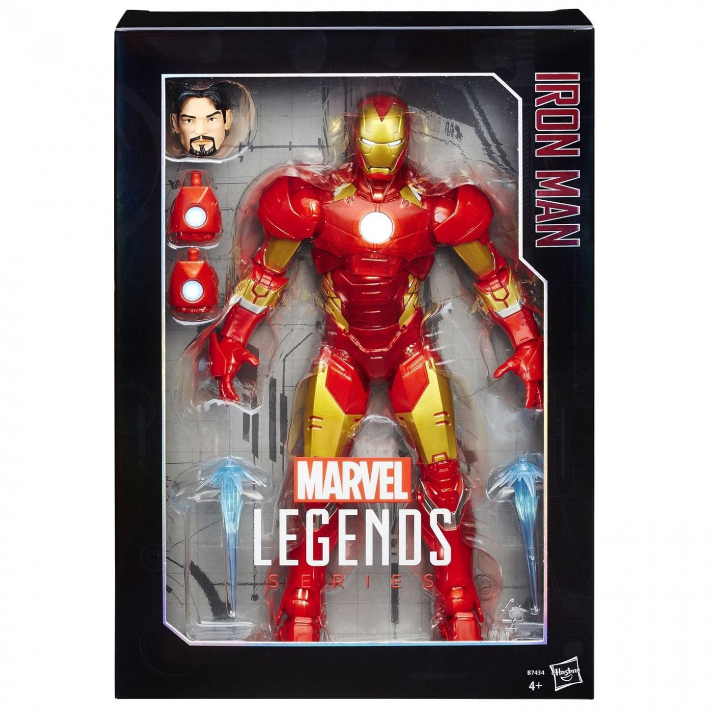 Marvel Legends Series 30.5Cm Iron Man Figure