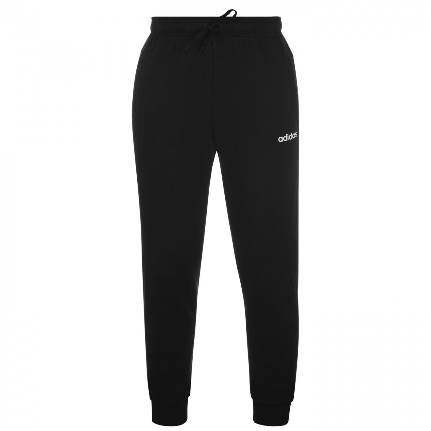 Adidas Fleece Jogging Bottoms Mens