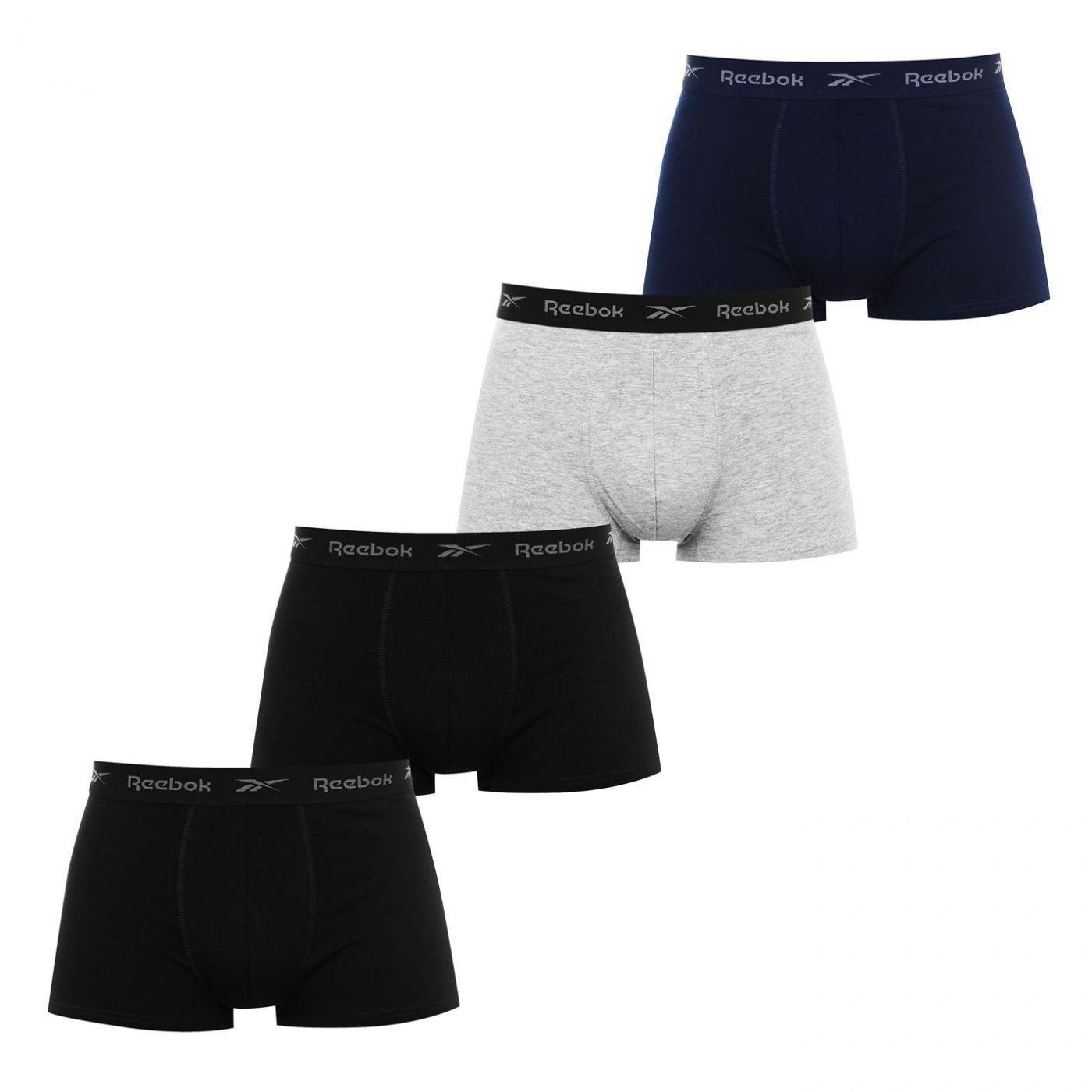 Men's boxers  Reebok 4 Pack