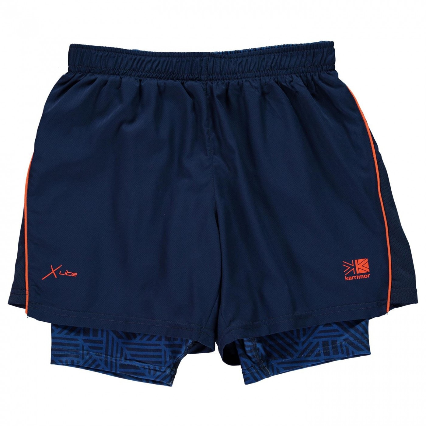 Karrimor X 2 in 1 Shorts Junior Boys
