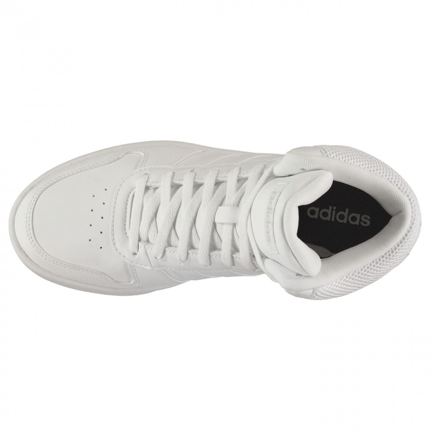 Adidas Hoops 2.0 Mid Trainers Womens