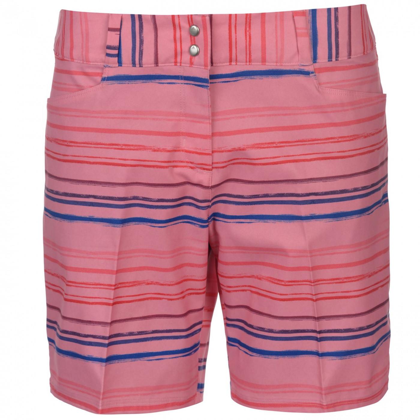 adidas printed shorts ladies factcool