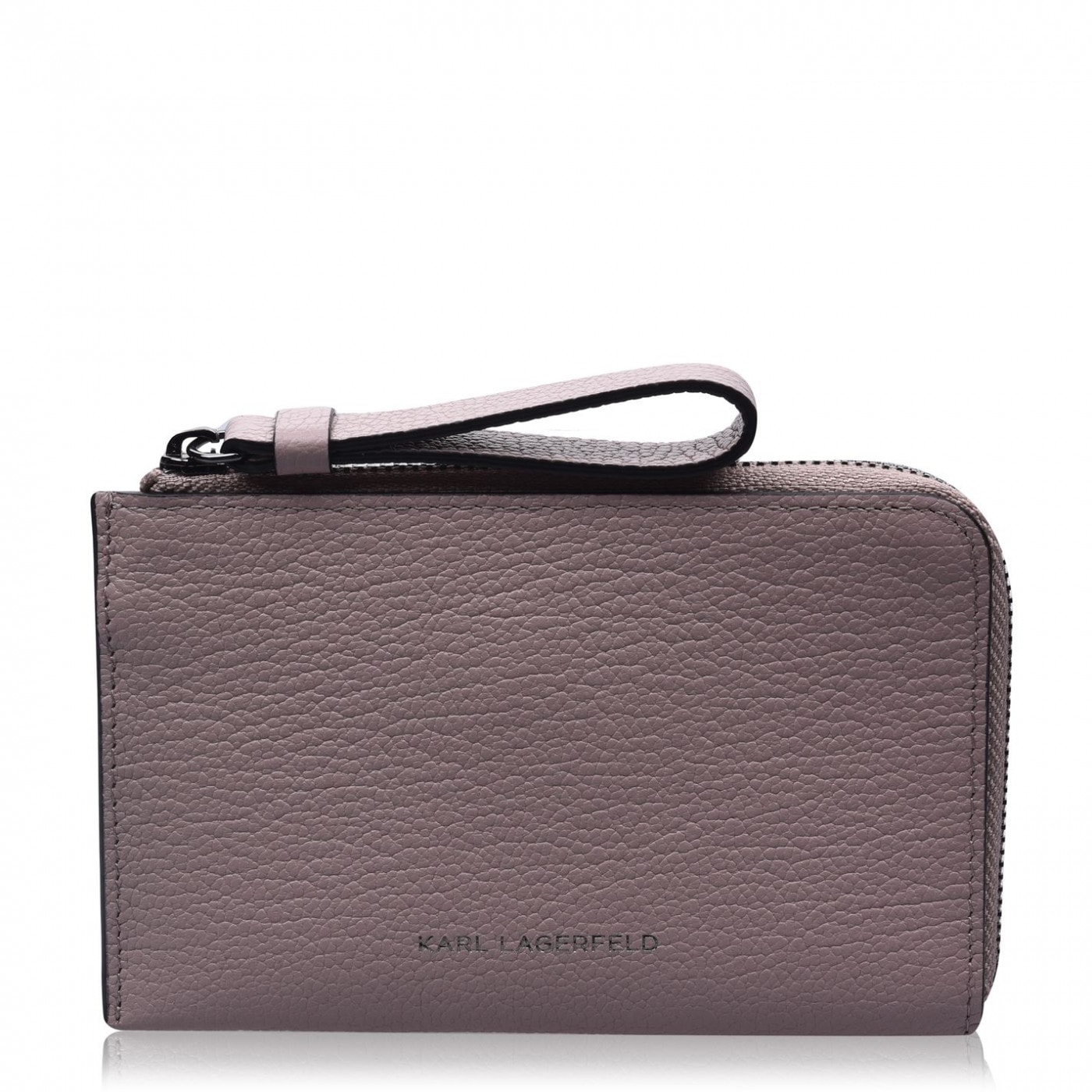 Karl Lagerfeld Karl Vek Extra Small Coin Purse