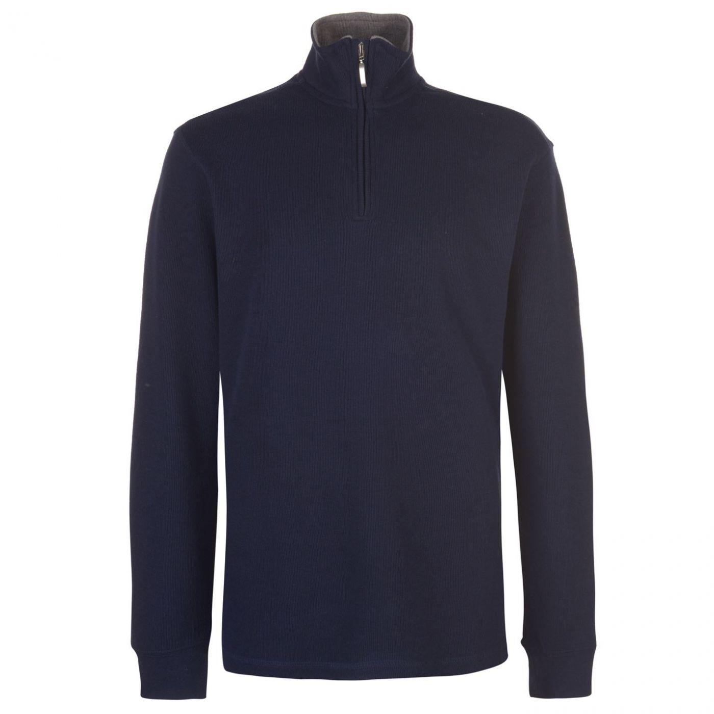 Gelert French Rib Sweater Mens