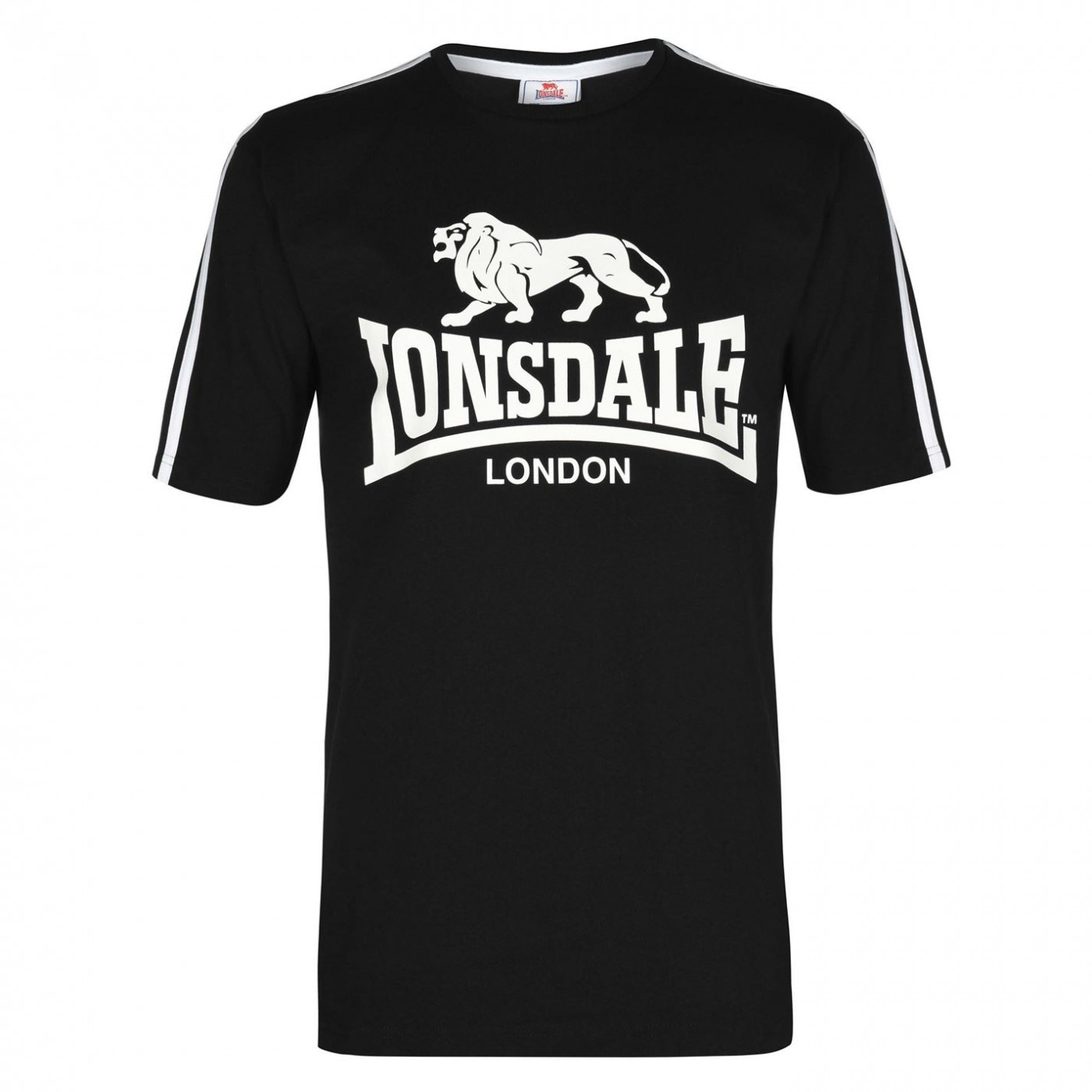 Lonsdale Large Logo T Shirt Mens